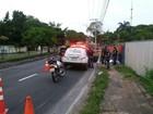 Motociclista morre após colisão com poste em avenida de Manaus