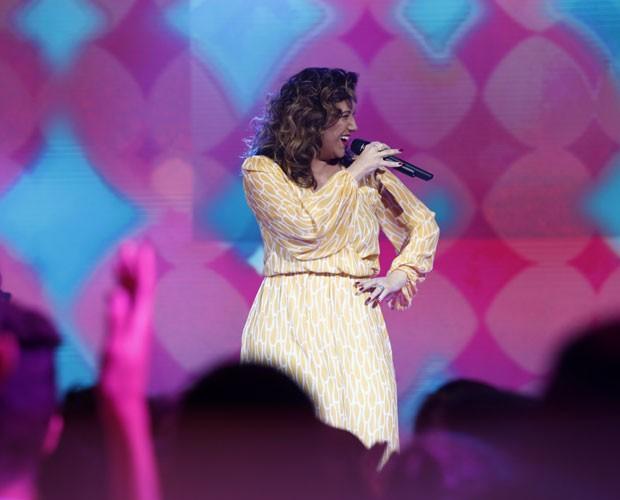 Maria Rita comanda a atração no próximo domingo! (Foto: Fábio Rocha/Gshow)