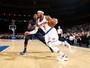 Carmelo e Porzingis somam 48 pontos e comandam recuperação dos Knicks