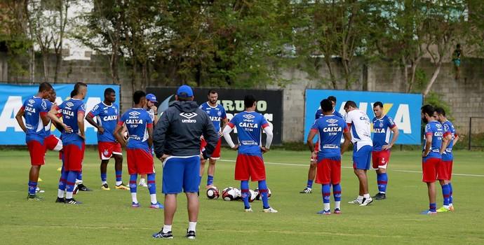 Bahia; treino; Fazendão; (Foto: Felipe Oliveira / Divulgação / EC Bahia)