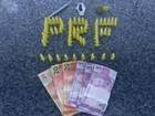 Dupla é presa com droga escondida na cueca em Marília