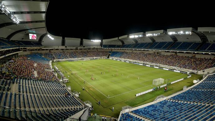 Arena das Dunas TR (Foto: Vlademir Alexandre/Allsports)