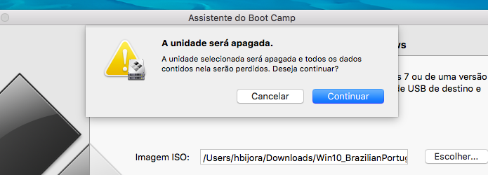 Como instalar o Windows 10 no Mac com o BootCamp | Dicas e