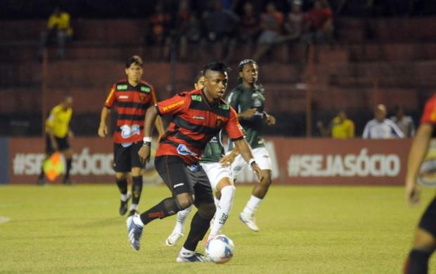 Sport x Icasa (Foto: Aldo Carneiro/ Pernambuco Press)