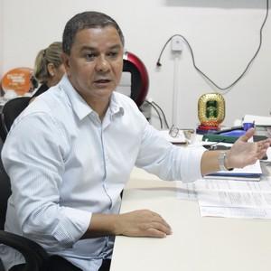 Ricardo Marrocos (Foto: Isabella Pina)