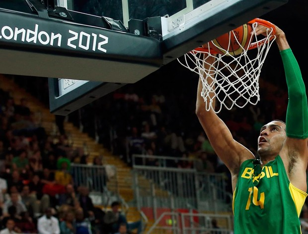 basquete marquinhos brasil china londres 2012 (Foto: Agência Reuters)