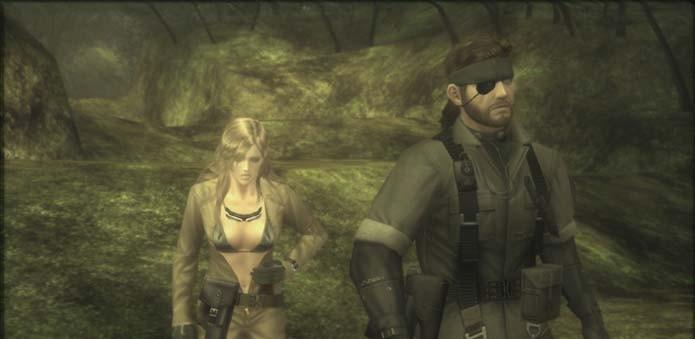 Metal Gear Solid 3: Snake Eater (Foto: Reprodução)