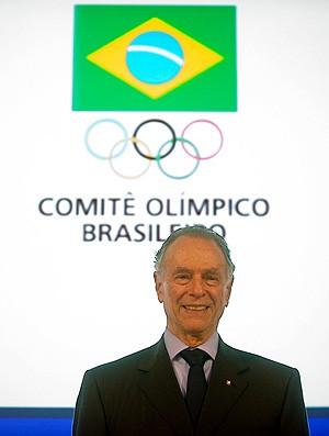 Carlos Nuzman reeleito no COB (Foto: AFP)