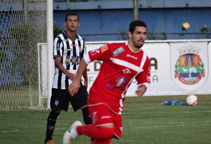 Douglas Tombense (Foto: Bruno Ribeiro)