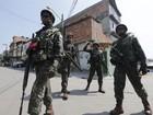 Exército confirma que homem detido na Maré em protesto é ex-militar