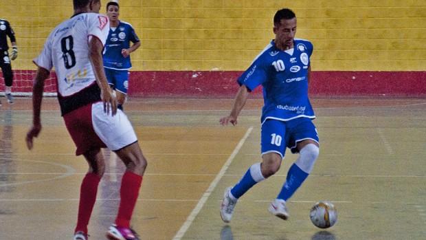 Taubaté Futsal venceu Jacareí Futsal (Foto: Jonas Barbetta/ Top10 Comunicação)