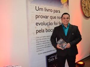 Chefe Fernando Von Noble (Foto: Magda Oliveira/G1)