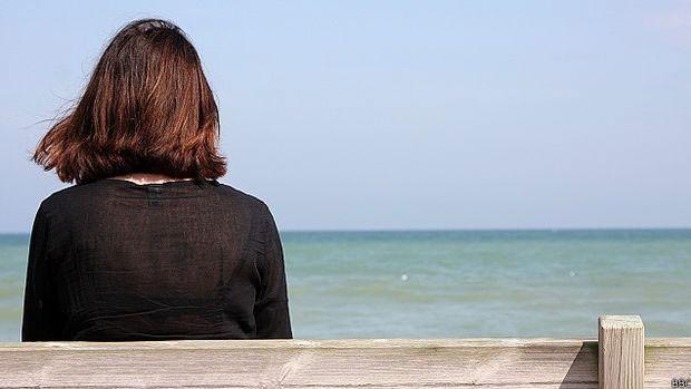 Risco entre mulheres quase não foi amenizado com novo casamento  (Foto: BBC)