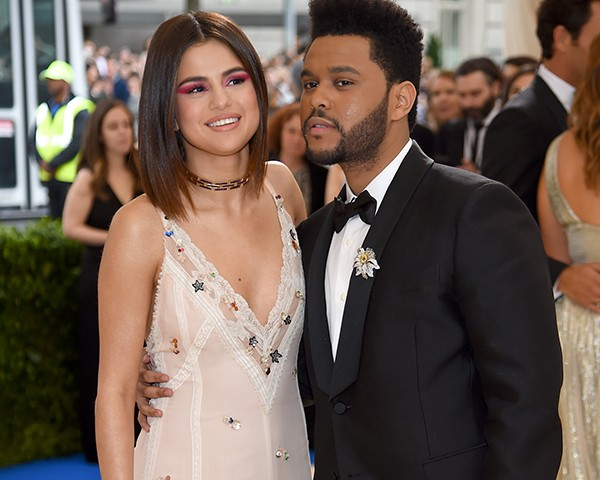 Selena Gomez e The Weeknd (Foto: Getty Images)