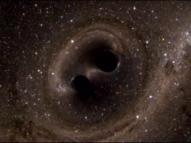 Ondas gravitacionais deixam uma marca detectável, dizem os físicos