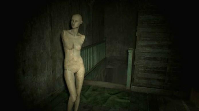Manequins na demo de Resident Evil 7 se movem quando jogador não está olhando (Foto: Reprodução/Games Radar)