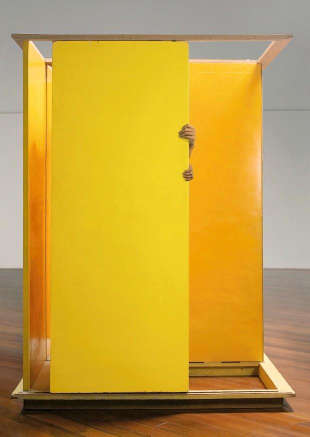 Whitney Museum coroa série de mostras dedicadas a Helio Oiticica (Foto: César Oiticica Filho /©cortesia César e Claudio Oiticica)