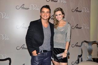 Anderson Di Rizzi na festa de 'Amor à Vida' (Foto: Caio Duran e Leo Franco / Agnews)