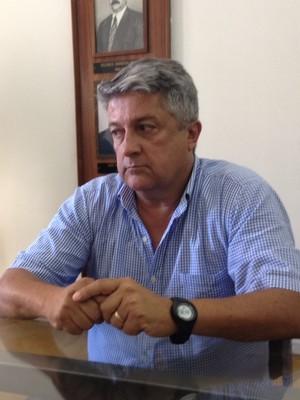Luiz Alberto Medina, presidente, Funel, Uberaba (Foto: Felipe Santos)