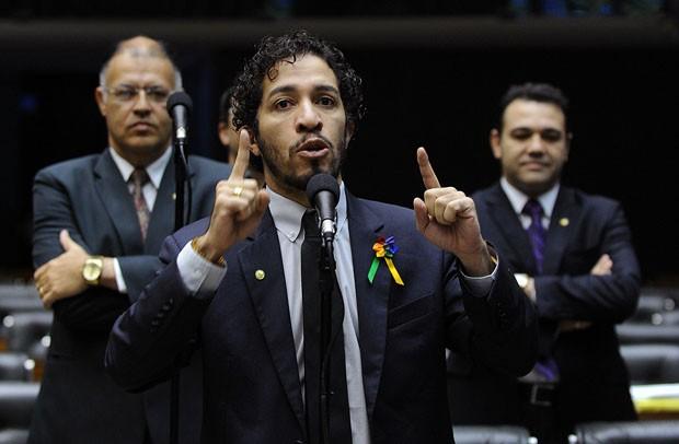 Jean Wyllis (Foto: LUIS-MACEDO/Câmara dos Deputados)