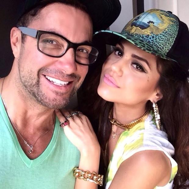 Fernando Torquatto e Jéssika Alves (Foto: Reprodução/Instagram)
