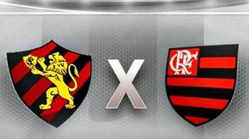 Sport x Flamengo (Foto: Divulgação)