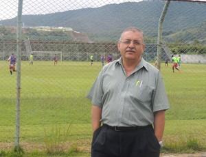 Senerito Souza presidente do União Mogi (Foto: GloboEsporte.com)