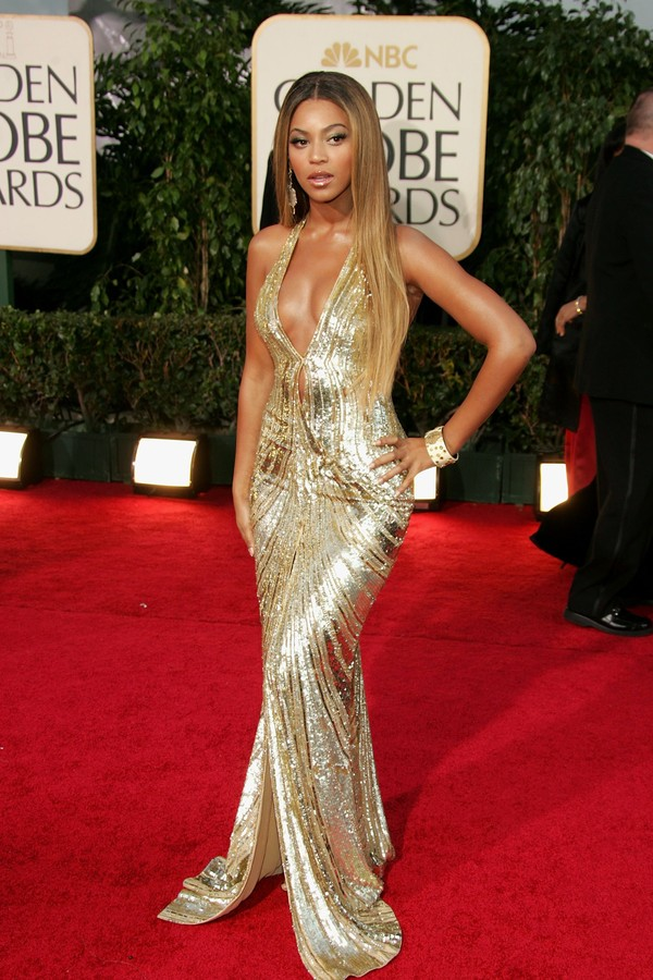 BEVERLY HILLS, CA - JANUARY 15:  Singer/Actress Beyonce Knowles arrives at the 64th Annual Golden Globe Awards at the Beverly Hilton on January 15, 2007 in Beverly Hills, California.  (Photo by Frazer Harrison/Getty Images) (Foto: Getty Images)