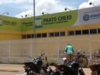 Restaurante popular não vai abrir na terça  (Hosana Morais/G1)