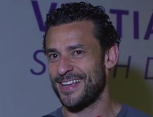 Fred, atacante do Atlético-MG (Foto: Reprodução SporTV)