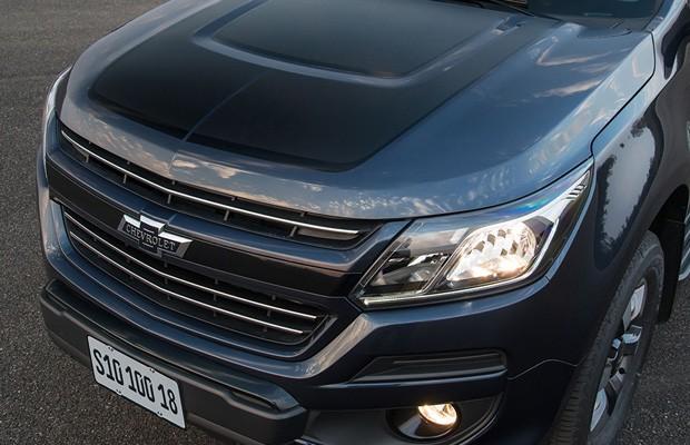 Chevrolet S10 ganha edição comemorativa de 100 anos (Foto: Divulgação)