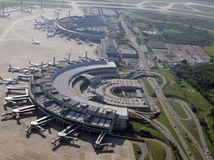 Aeroporto Galeão (Foto: Acervo Infraero)