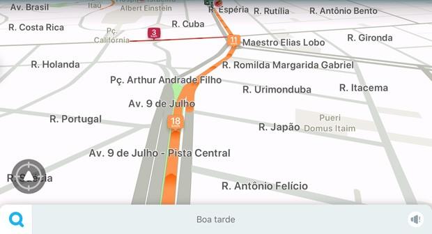 Aplicativo Waze ganha novo recurso para motociclistas (Foto: Reprodução)