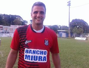 Fábio Noronha, Democrata GV (Foto: Cida Santana/globoesporte.com)