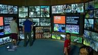 Museu do Futebol fica até domingo no Cais do Sertão