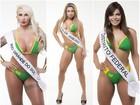 Conheça as primeiras participantes do Miss Bumbum 2015
