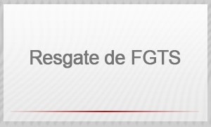 Resgate de FGTS (Foto: G1)