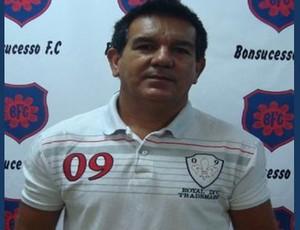 Samuel Corrêa, supervisor do Bonsucesso (Foto: Assessoria Bonsucesso)