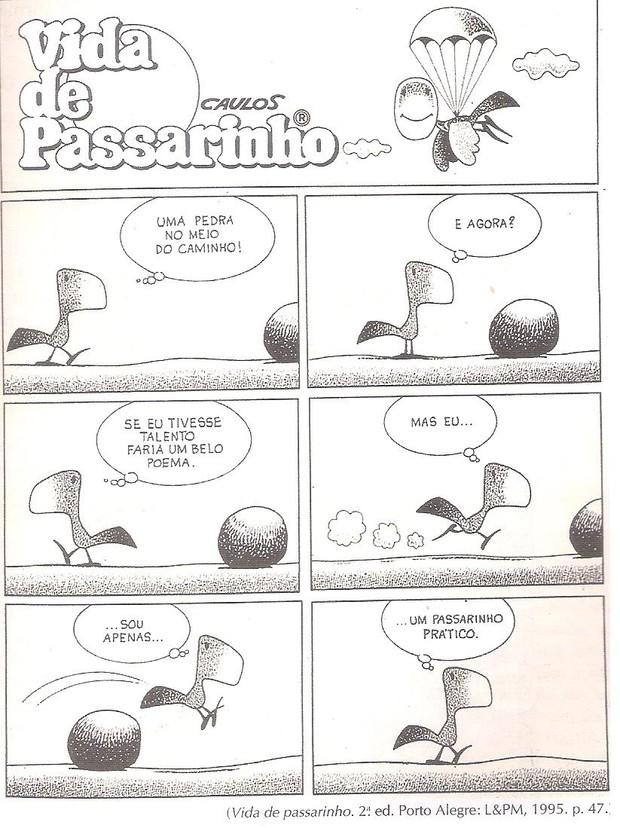 Cartum - Vida de passarinho (Foto: Reprodução)