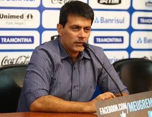 Rui Costa é o diretor executivo de futebol do Grêmio (Foto: Lucas Uebel/Grêmio FBPA)
