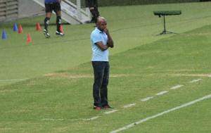 Treinador Thiago Oliveira do Dom Bosco (Foto: Olimpio Vasconcelos)