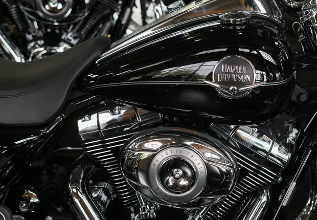 Harley-Davidson (Foto: Scott Olson/Getty Images)