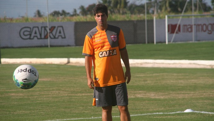 Marcos Martins CRB (Foto: Douglas Araújo / Assessoria CRB)
