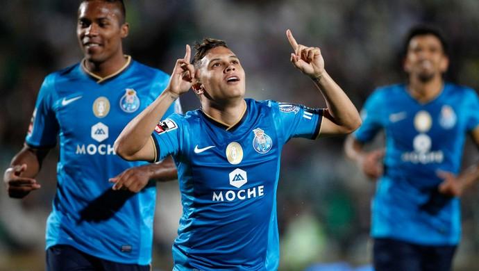 Juan Quintero gol Porto (Foto: Reuters)