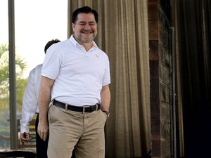 Roger Pinto Molina (Foto: Dida Sampaio/Estadão Conteúdo)
