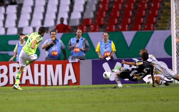 Barcos, Botafogo x Palmeiras (Foto: Guilherme Pinto / Agência O Globo)