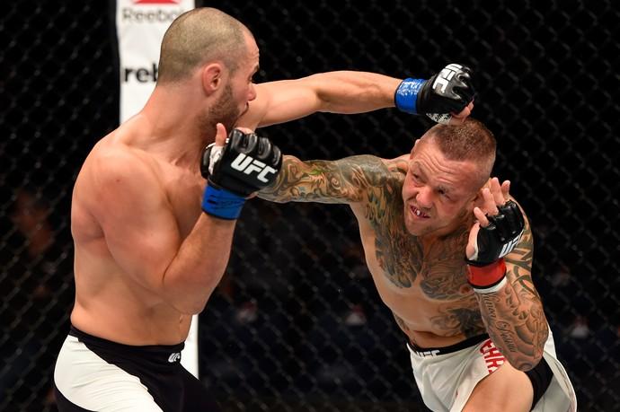 Ross Pearson Chad Laprisse UFC Brisbane (Foto: Getty Images)