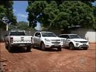 Polícia Federal apreende três carros em Monte Aprazível