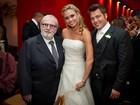 Repórter do 'Mais Você' reúne convidados famosos em seu casório