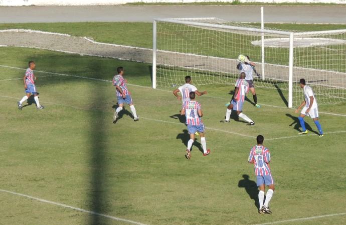 Usac x Guarulhos - Campeonato Paulista da Segunda Divisão (Foto: Rodrigo Mariano)